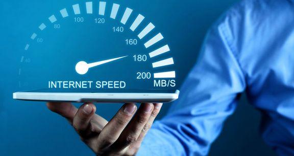 ایران در رده بندی جهانی سرعت اینترنت ۴ پله صعود کرد