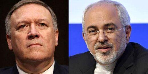 واکنش ظریف به لفاظی های پمپئو درباره گام سوم ایران