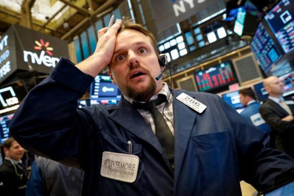 داوجونز به دلیل افزایش شاخص سهام های تکنولوژی ریزش کرد