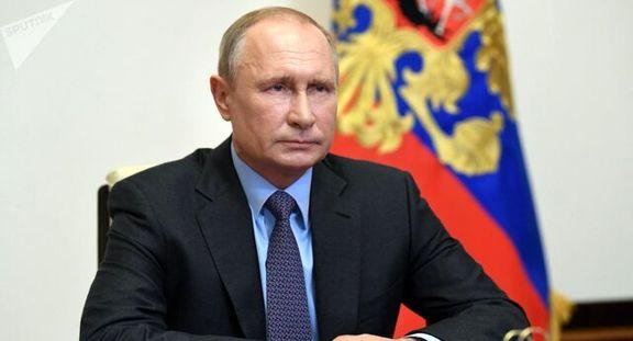 ولادیمیر پوتین: ذخایر موجود در اقتصاد روسیه ۵۰ مرتبه افزایش یافتهاند