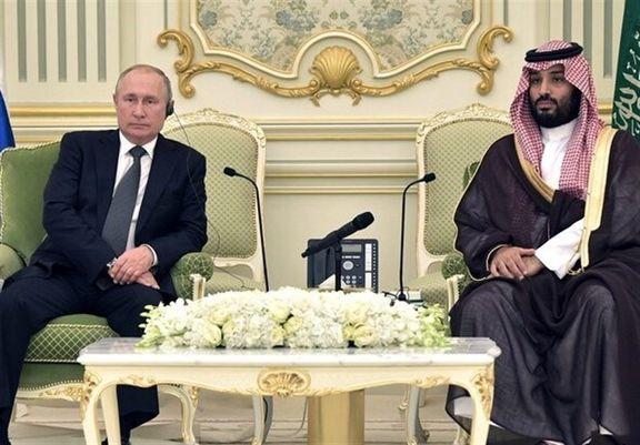 گفتگوی تلفنی پوتین و بن سلمان با محوریت ائتلاف اوپک پلاس