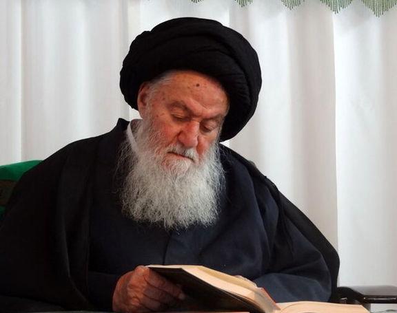 آیتالله سیدمحمد حسینی شاهرودی دار فانی را وداع گفتند