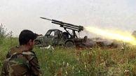 پیشروی  ارتش سوریه در حومه جنوبی ادلب