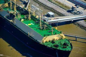 قطر تولید کننده LNG  امکان صادرات گاز طبیعی به اروپایی ها را به تعویق انداخت