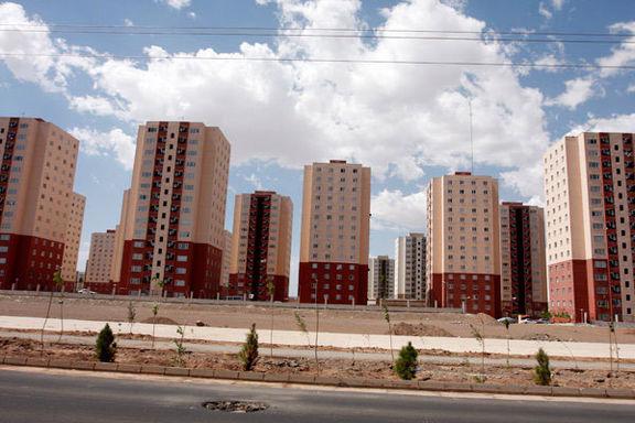2.6 میلیون واحد مسکونی خالی در کشور وجود دارد / 1.4 میلیون واحد مسکن اضافه بر ظرفیت است