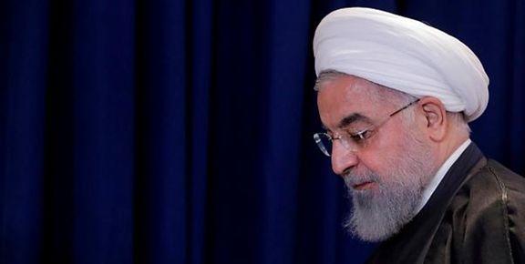 شایعه استعفای رئیس جمهور ایران تکذیب شد