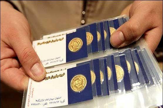 اوج گرفتن قیمت سکه در بازار معاملات طلا تهران