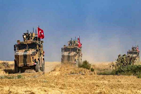 ترکیه از کشته شدن ۶۳۷  نیروی کُرد سوری خبر داد